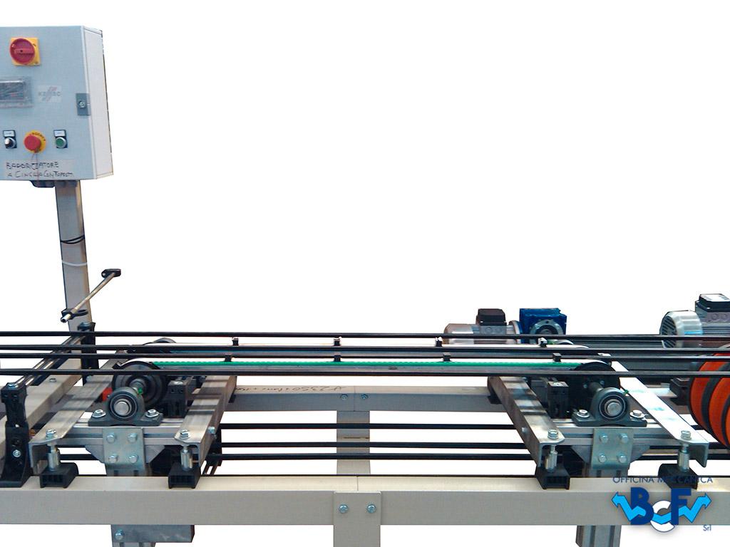 Raddrizzatore Elettronico per Listelli | BCF Srl