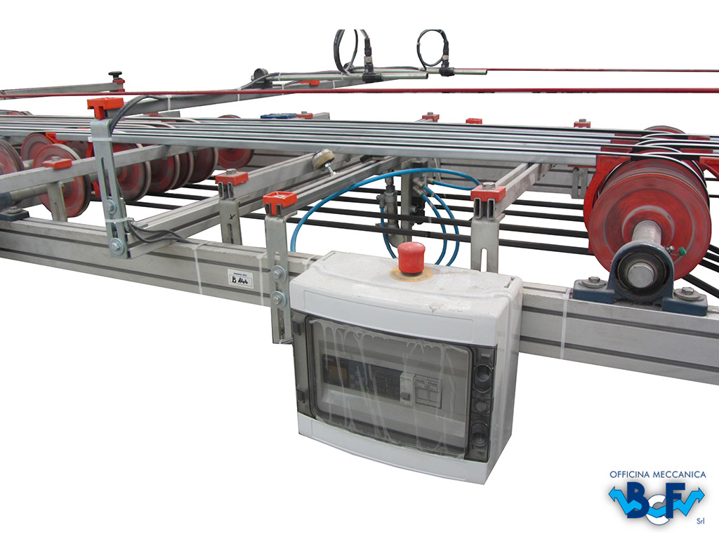 Electronic Pneumatic Rectifier to Equalize   BCF Srl