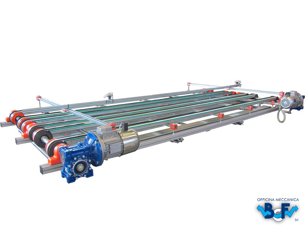 Electronic Prepare of Tiles Line   BCF Srl