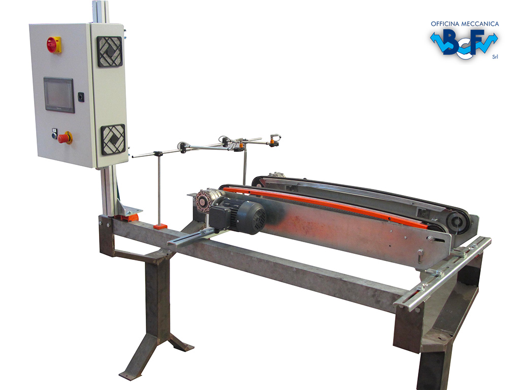 Electronic Tile Turner 2 Belts | BCF Srl