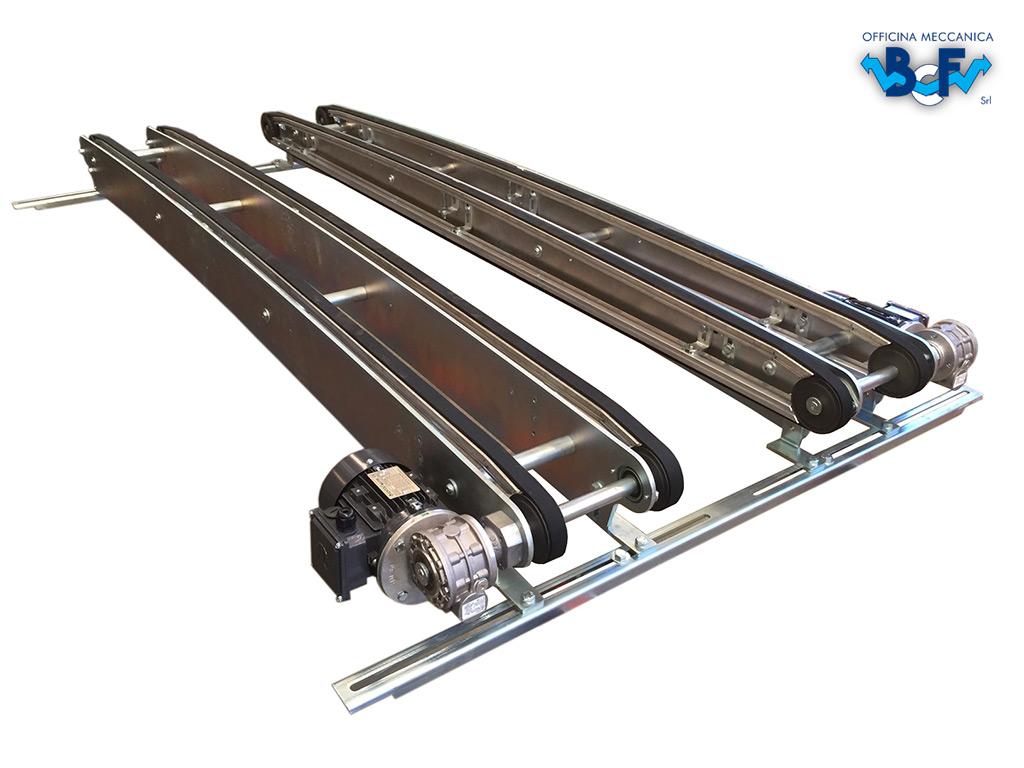 Electronic Tile Turner 4 Belts | BCF Srl