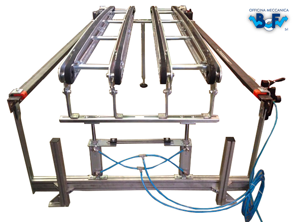 Electronic Tile Turner to Disappearance | BCF Srl