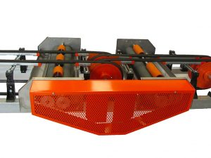 Engobadora Doble Cubeta | BCF Srl