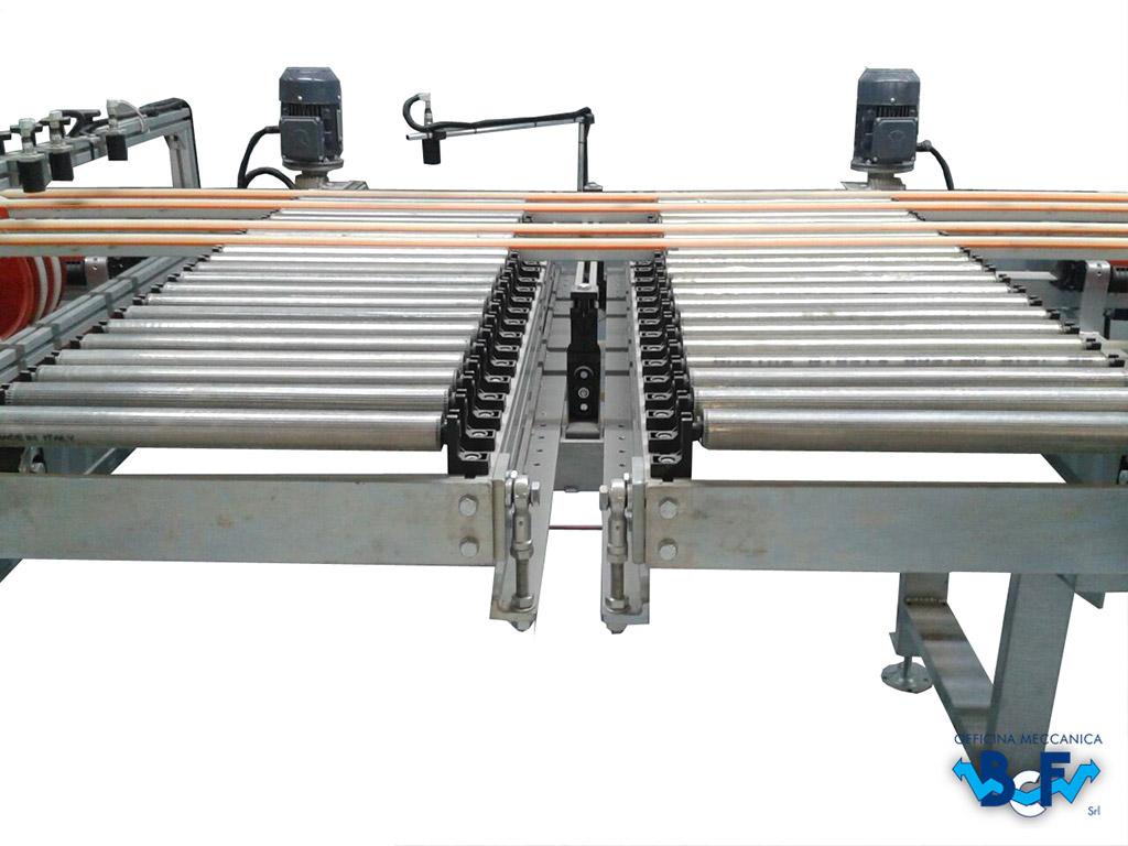 Expulsor Machine con Double Roller | BCF Srl