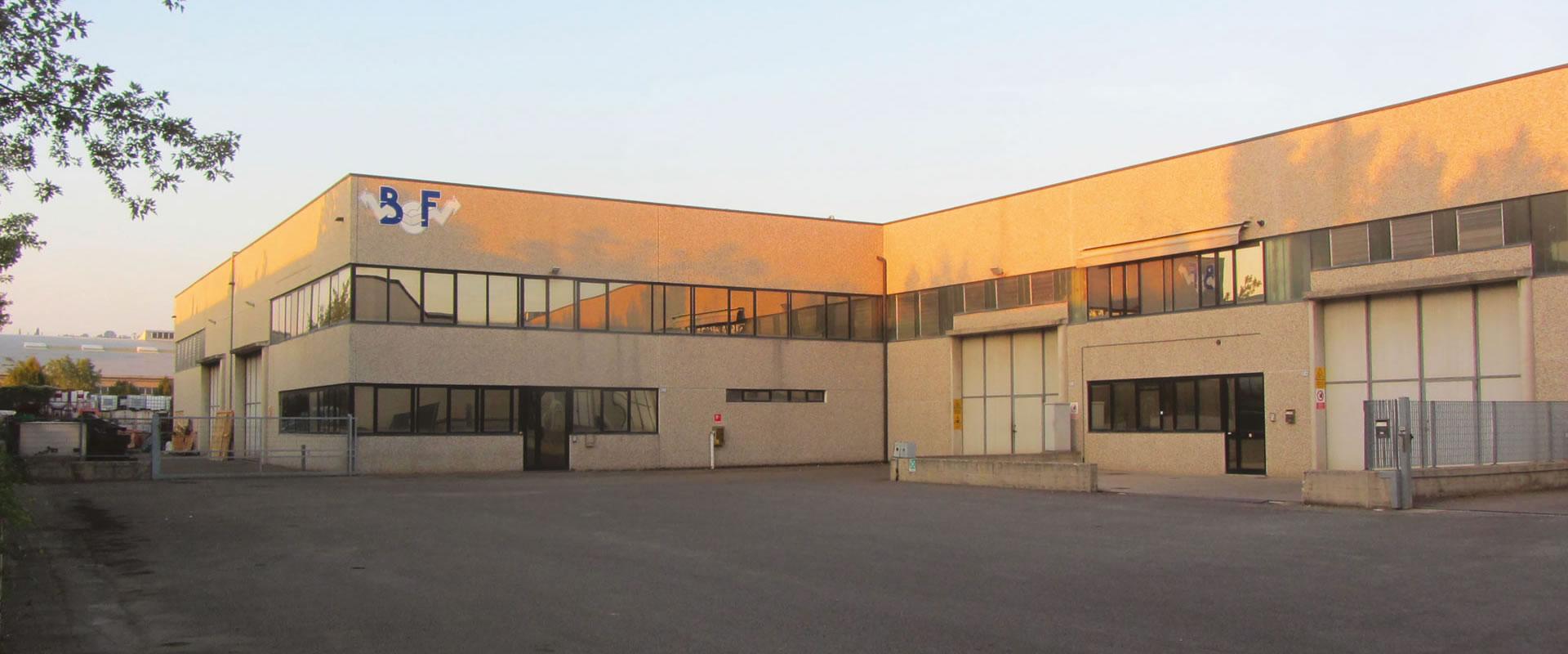 Head Office | BCF Srl