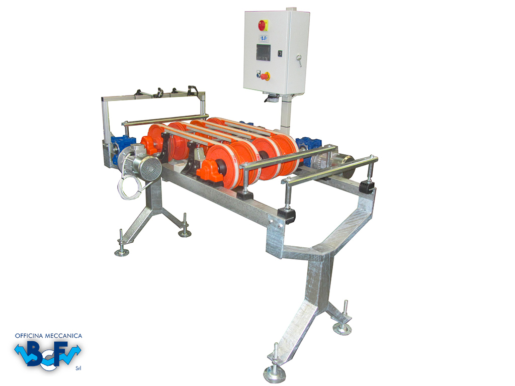 Igualador Electrònico | BCF Srl