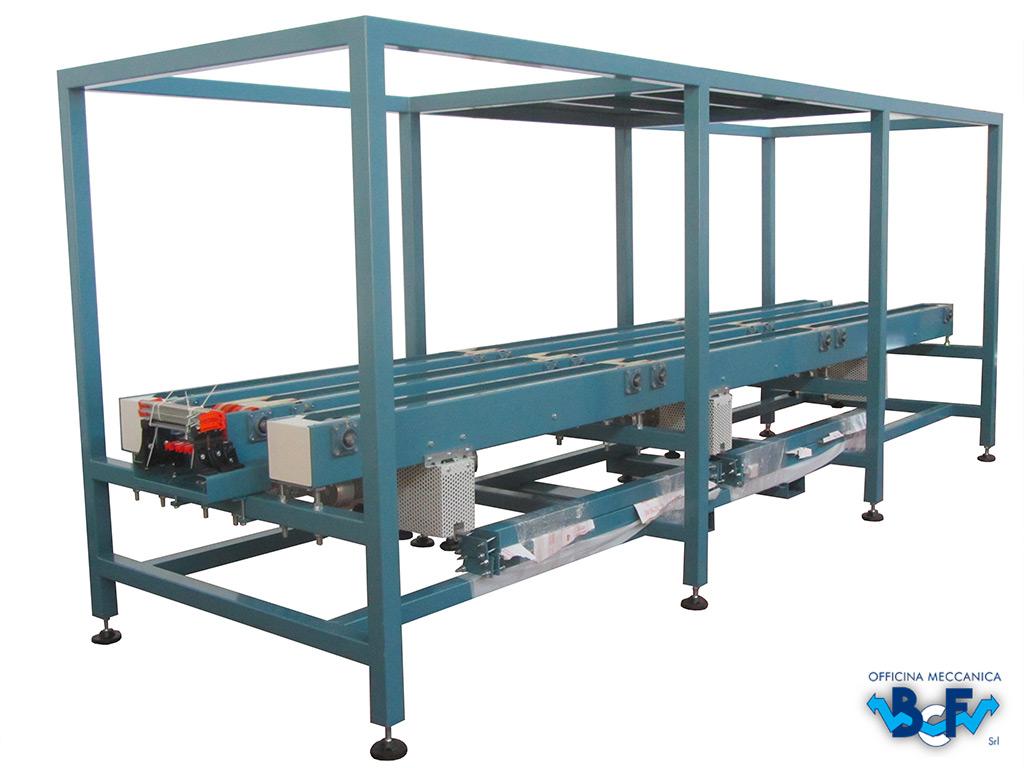 Manual Selection Bench   BCF Srl