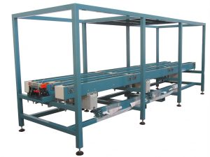 Manual Selection Bench | BCF Srl