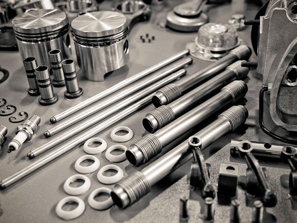 Spare Parts | BCF Srl