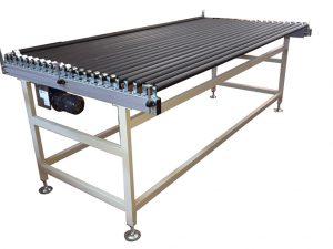 Motorized Roller Conveyor | BCF Srl